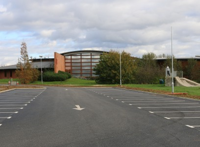 Leisure Centre Carpark