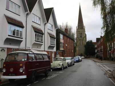 West St Helen Street