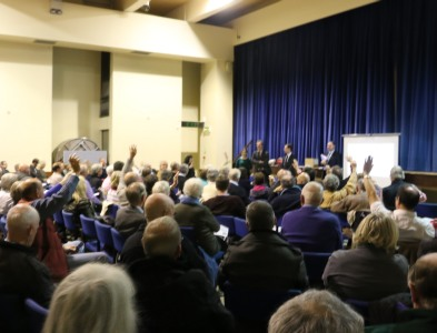 Future of the Vale Consultation meeting