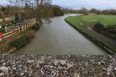Bring Pooh Sticks to Abingdon