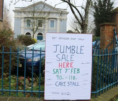Baptist Church Jumble