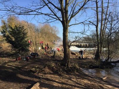 Abingdon Hydro clearance work