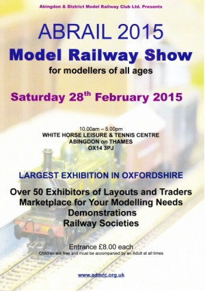 Abingdon Model Railway show