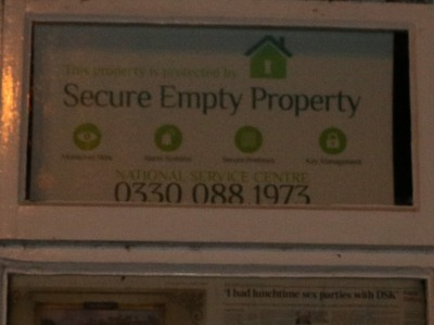 Secured Empty Properties