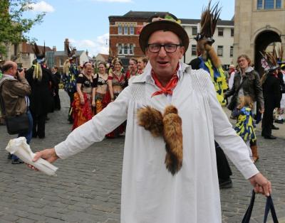 Mr Hemmings Day of Dance 2015
