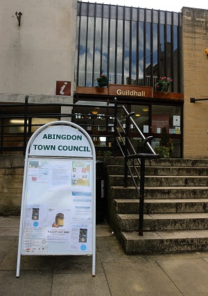 Abingdon-on-Thames Town Council Meeting