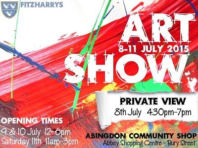 Fitzharrys Art Show