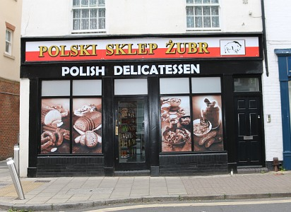 Some recent shop changes in Abingdon