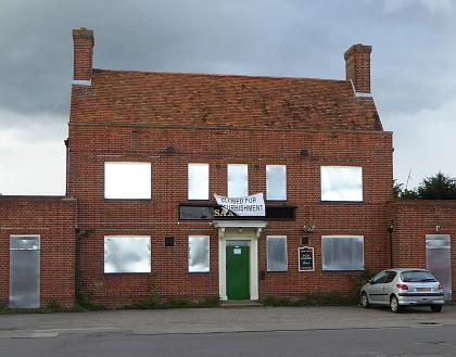 Saxton Arms Shop