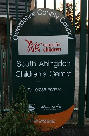 Children's Centres in Abingdon