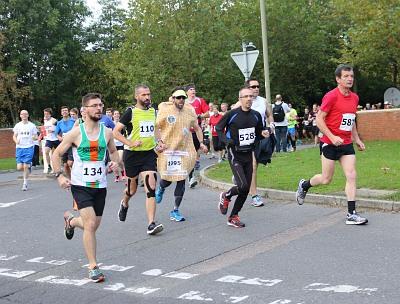 Abingdon Marathon 2015
