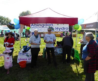 Revised Abingdon Hydro Plans