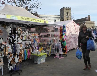 Medieval Monday Market