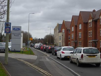 Drayton Road building