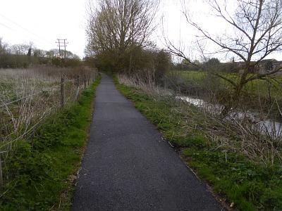 Ock Path improvements