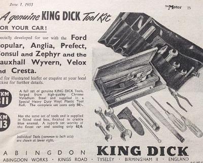 King Dick of Abingdon