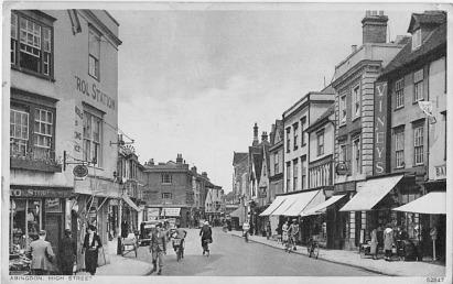 Abingdon High Street
