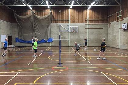 Abingdon badminton group needs new players