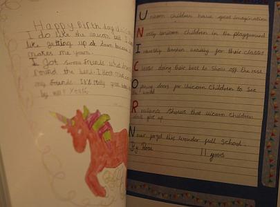 Unicorn School Silver Jubilee Poems
