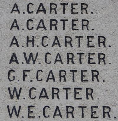 W Carter