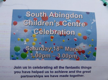 South Abingdon Childrens Centre