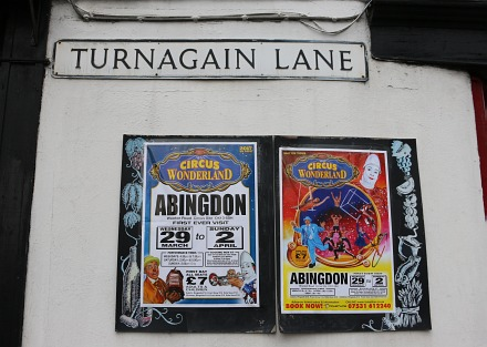 Turn Again Lane