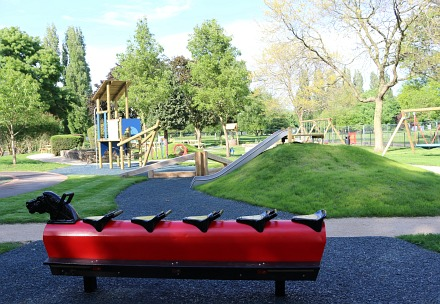 New Play Area