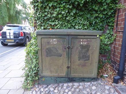 New Green Box