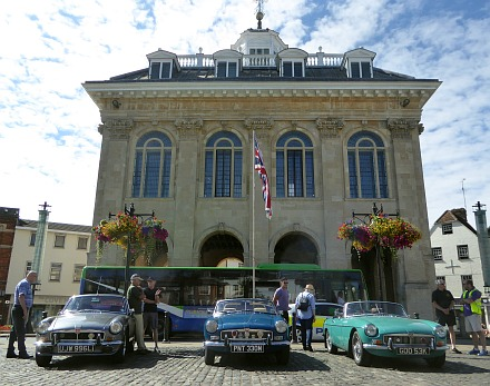 Abingdon Antiques and Vintage Fair