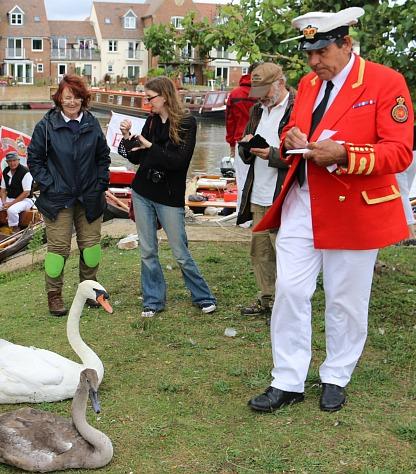 Swan Upping 2017