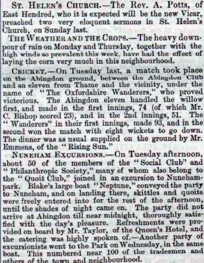 Abingdon Herald at 150
