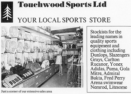Your Local Sports Store