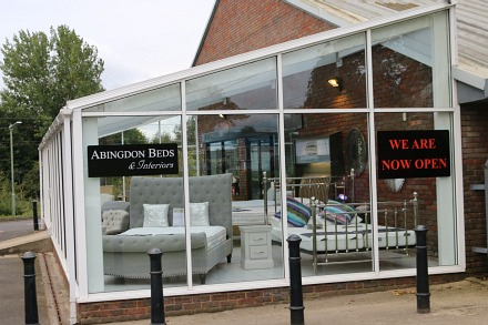Abingdon Beds have moved
