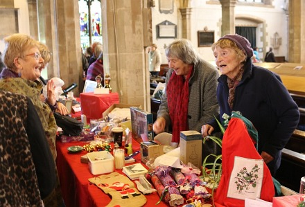 Church Christmas Fairs