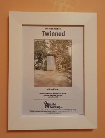Trinity Toilet Twinning