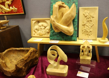 Woodcarvers Exhibition