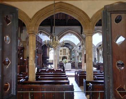 St Helen's – Open for Visitors and for Prayer