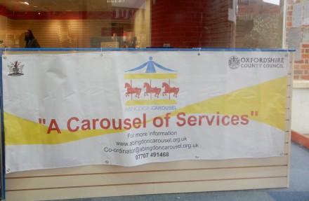 Abingdon Carousel