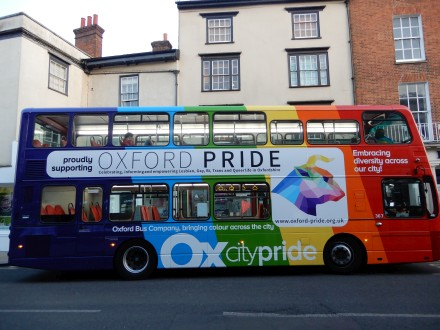 Pride in Abingdon