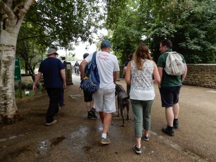 Abingdon Drama Club eighth Thames walk
