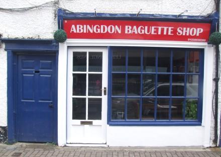 New Baguette Shop