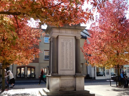 Abingdon 100 Years On