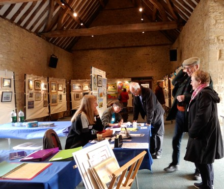 Abingdon Artists Exhibition