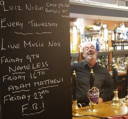Anchor Inn Quiz returns