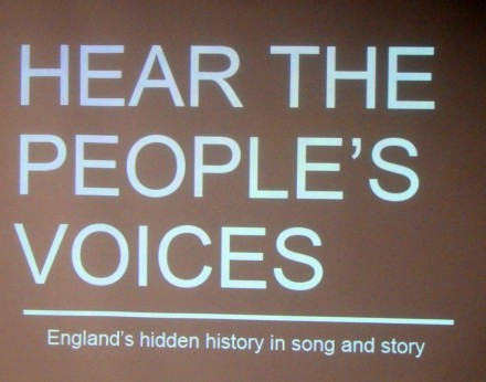Hear the Peoples Voices