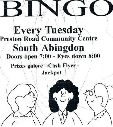 Bingo - Every Tuesday