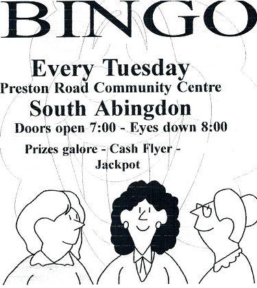 Bingo - Every Tuesday