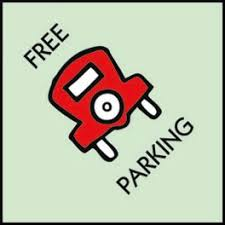 Free Parking and Extravaganza