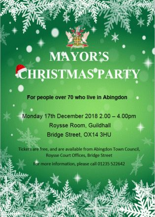 Mayor of Abingdon's Quiz