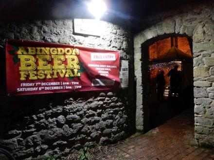 Abingdon Beer Festival